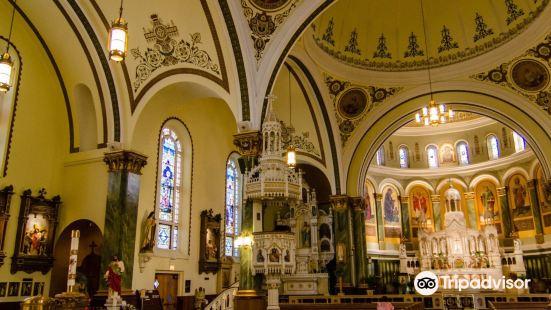 St, Mary of Perpetual Help Roman catholic church