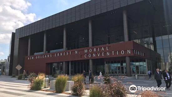 Ernest N Morial Convention Center
