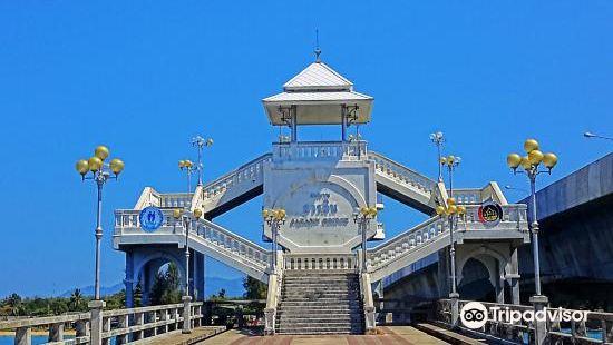Saphan Sarasin Bridge