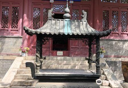 Yi He Tuanlvzutang Tankou Ruins