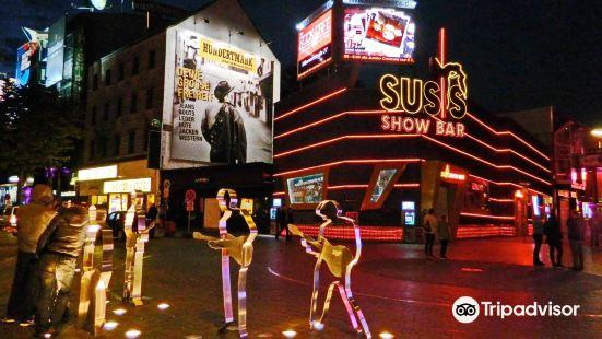 Beatles- Platz