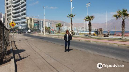 Paseo Peatonal Cavancha