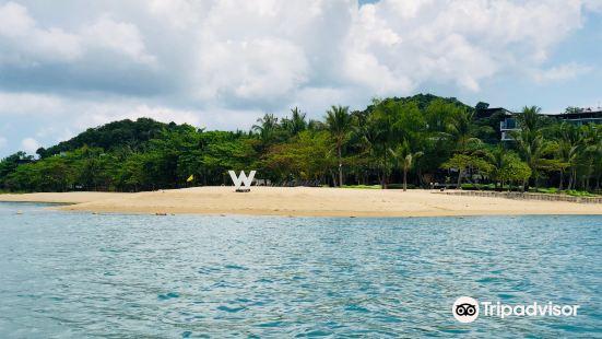 W Beach