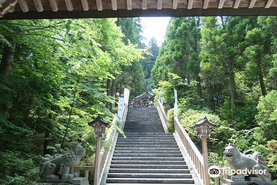 Shinzan Shrine