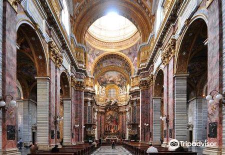 Basilica dei SS. Ambrogio e Carlo al Corso
