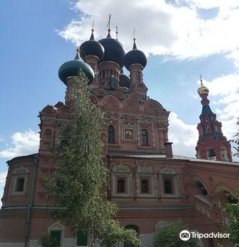 Compound Patriarch of Moscow and All Russia of Trinity Church in Ostankino2