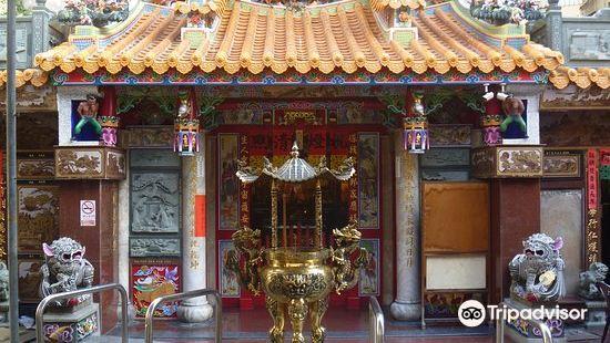 Kaohsiung Dagang Baoan Temple