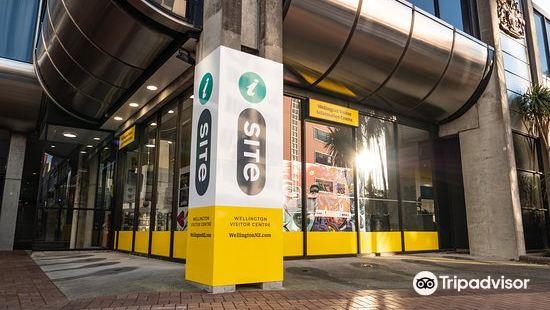 Wellington i-SITE Visitor Information Centre