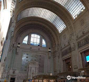 米蘭中環火車站