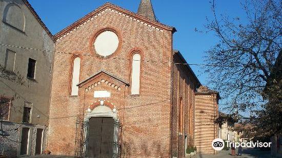 Chiesa di San Lorenzo in Monluè