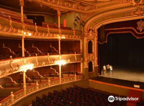 Teatro Nacional Costa Rica