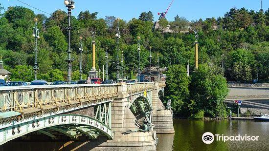 Svatopluk Cech Bridge
