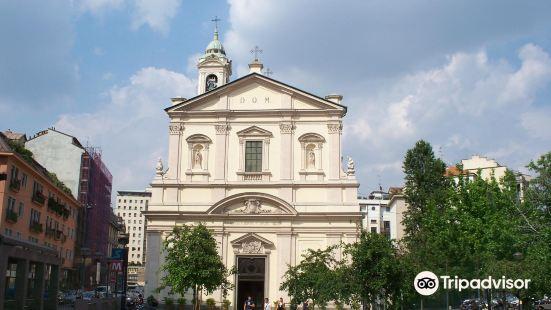 羅馬的聖弗朗西斯卡教堂