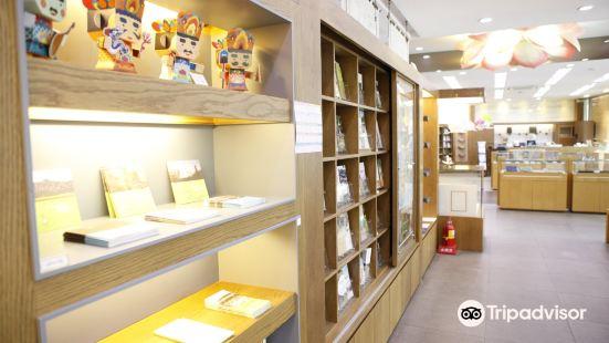 韓國寺廟飲食文化體驗館