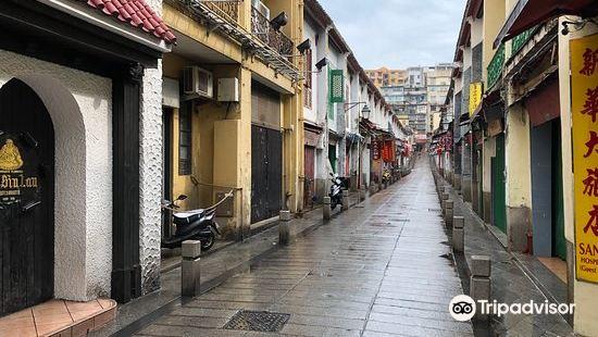 Rua Correia Da Silva