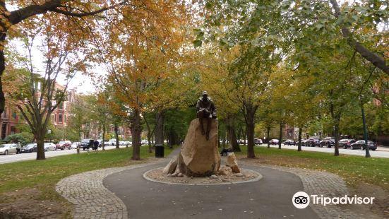 Samuel Eliot Morison Statue