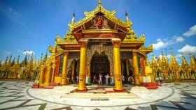 Religious Sites in Yangon