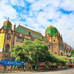 布達佩斯應用藝術博物館用戶圖片