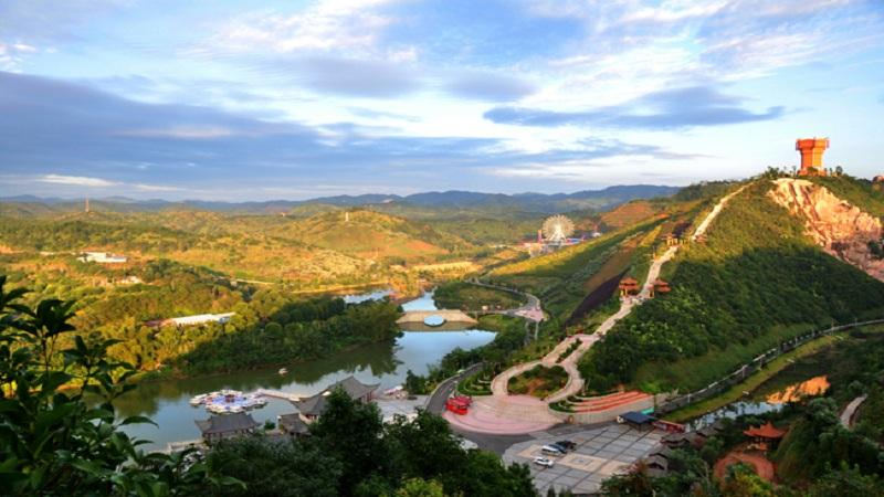 Xihewan Hakka Cultural Tourism Industrial Park