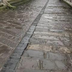 텐뤄산 유적현장관 여행 사진