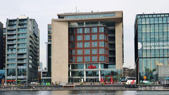 阿姆斯特丹中央圖書館