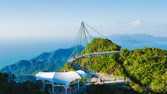Langkawi Skycab Cable Car 4 in 1 Admission Ticket