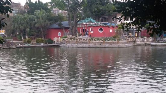 中山公園-泳園