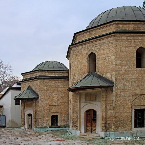 加齊-胡色雷貝清真寺