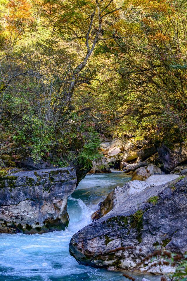 Dongla Mountain Canyon