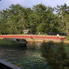 Revolving Bridge User Photo