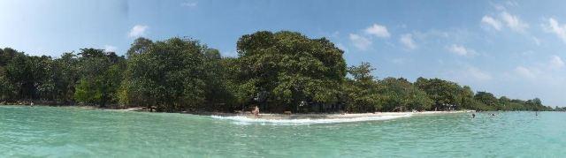 Ku Dee島
