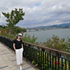 쳰다오후 대교 여행 사진