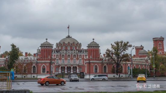 Peter's Palace in Moscow