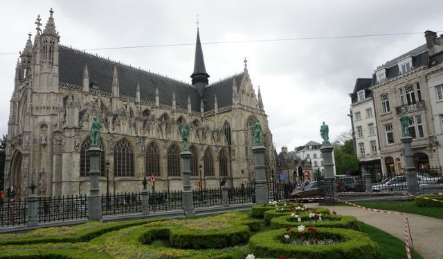 Church of Notre-Dame de la Chapelle