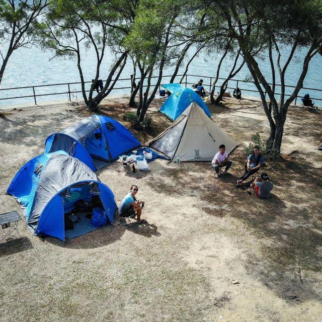 【香港露營地點推介】6個新手必去露營區⛺,看日出+煮食方便