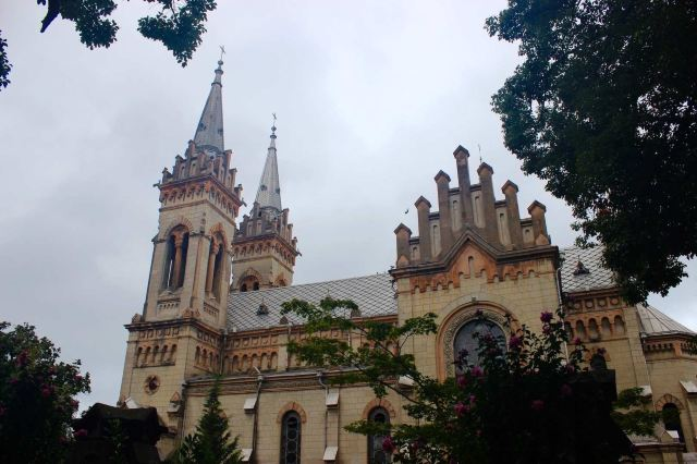 Batumi Cathedral of the Mother of God