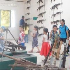 Cambodia War Remnant Museum User Photo