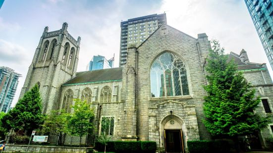 St Andrew's-Wesley教堂