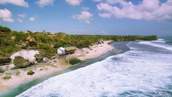 巴蘭槓海灘