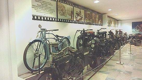 布達佩斯交通博物館