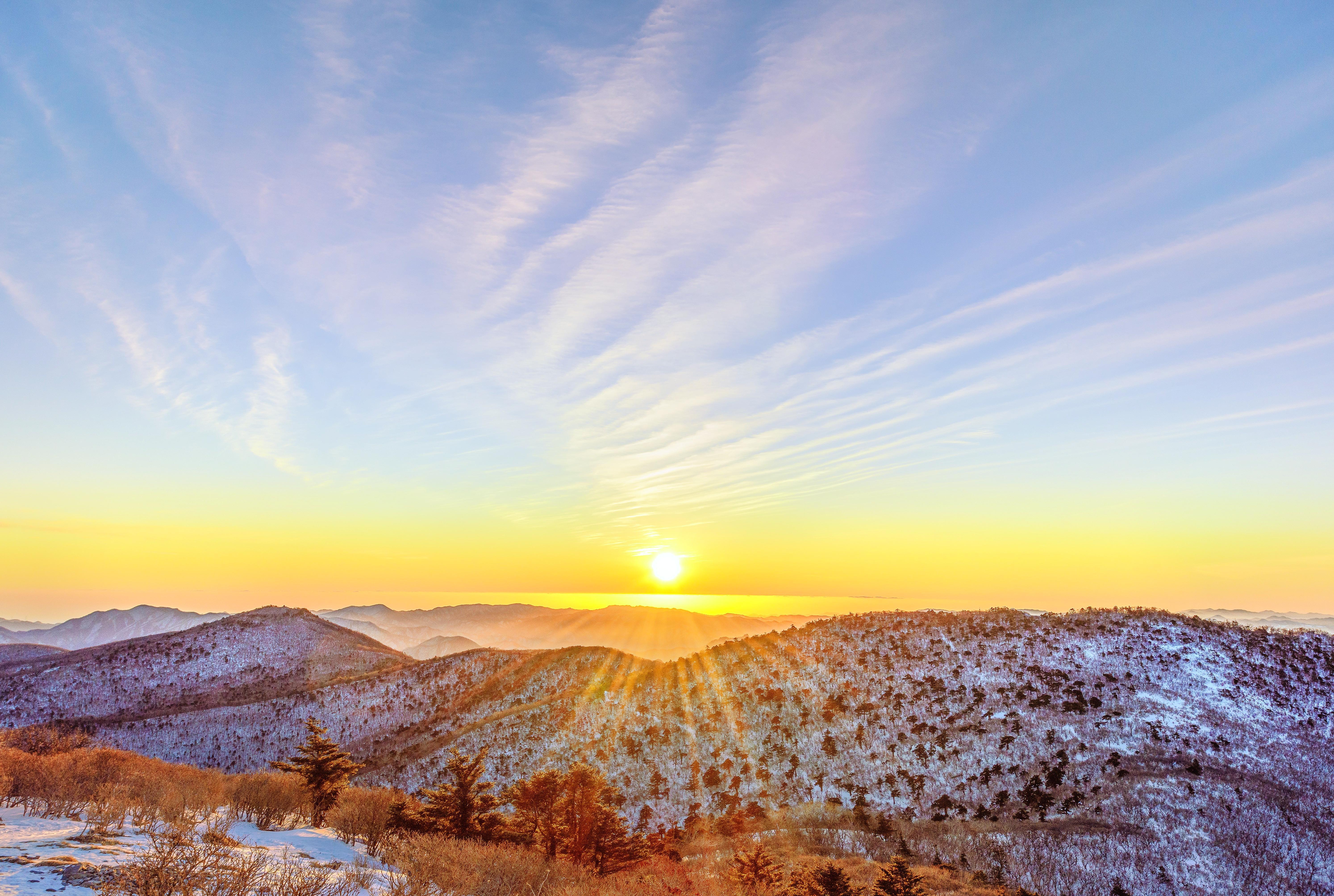 Taebaeksan Provincial Park