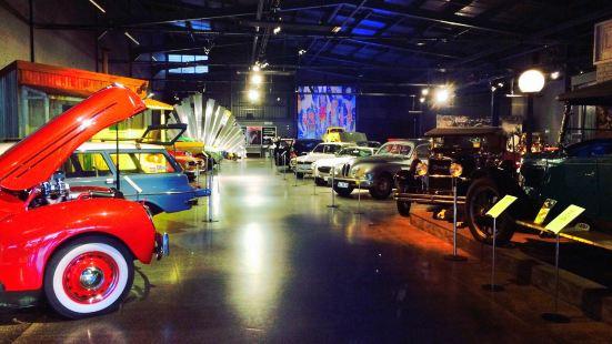 世界穿著藝術及古董車博物館
