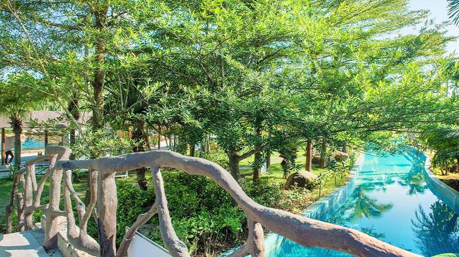 台山康橋溫泉