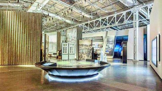 莫斯科當代藝術博物館(主館)