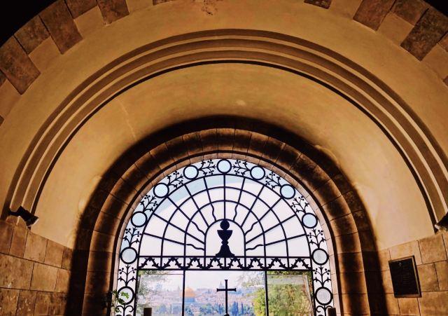 主の泣かれた教会