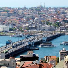 Galata Bridge User Photo
