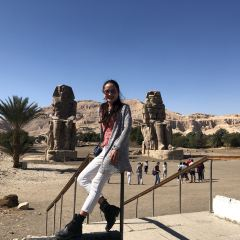 Colossi of Memnon User Photo