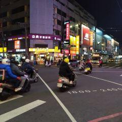 펑지아 야시장 여행 사진