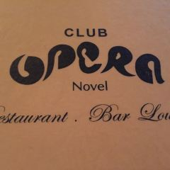 Club Opera Novel User Photo