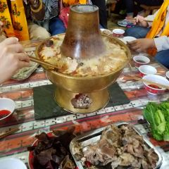 Jiuzhaigou Western Zhuoma Roast Sheep Party User Photo